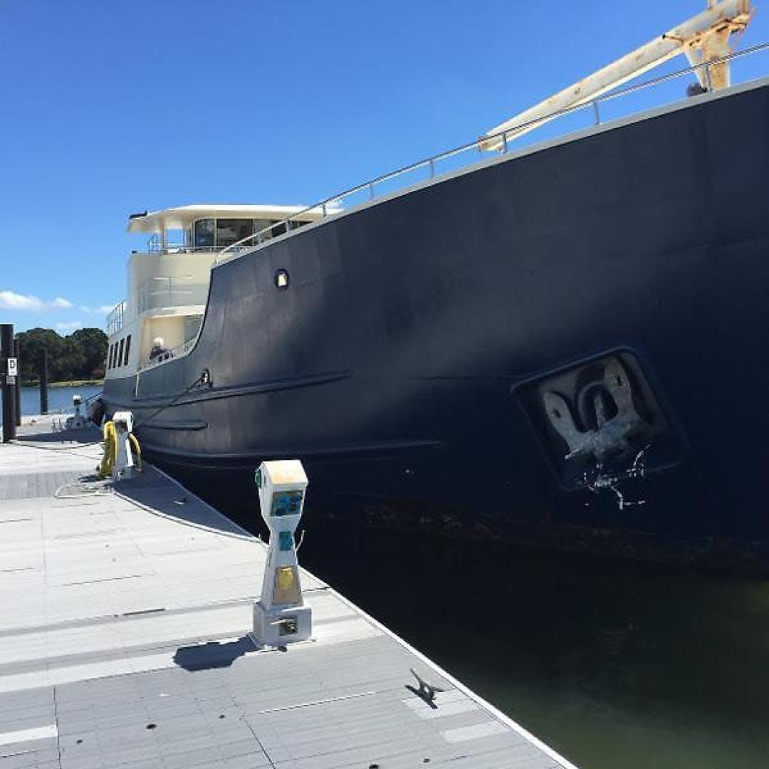 1945 Custom 145' DEFOE SHIPBUILDING Explorer Keyport | Picture 5 of 42