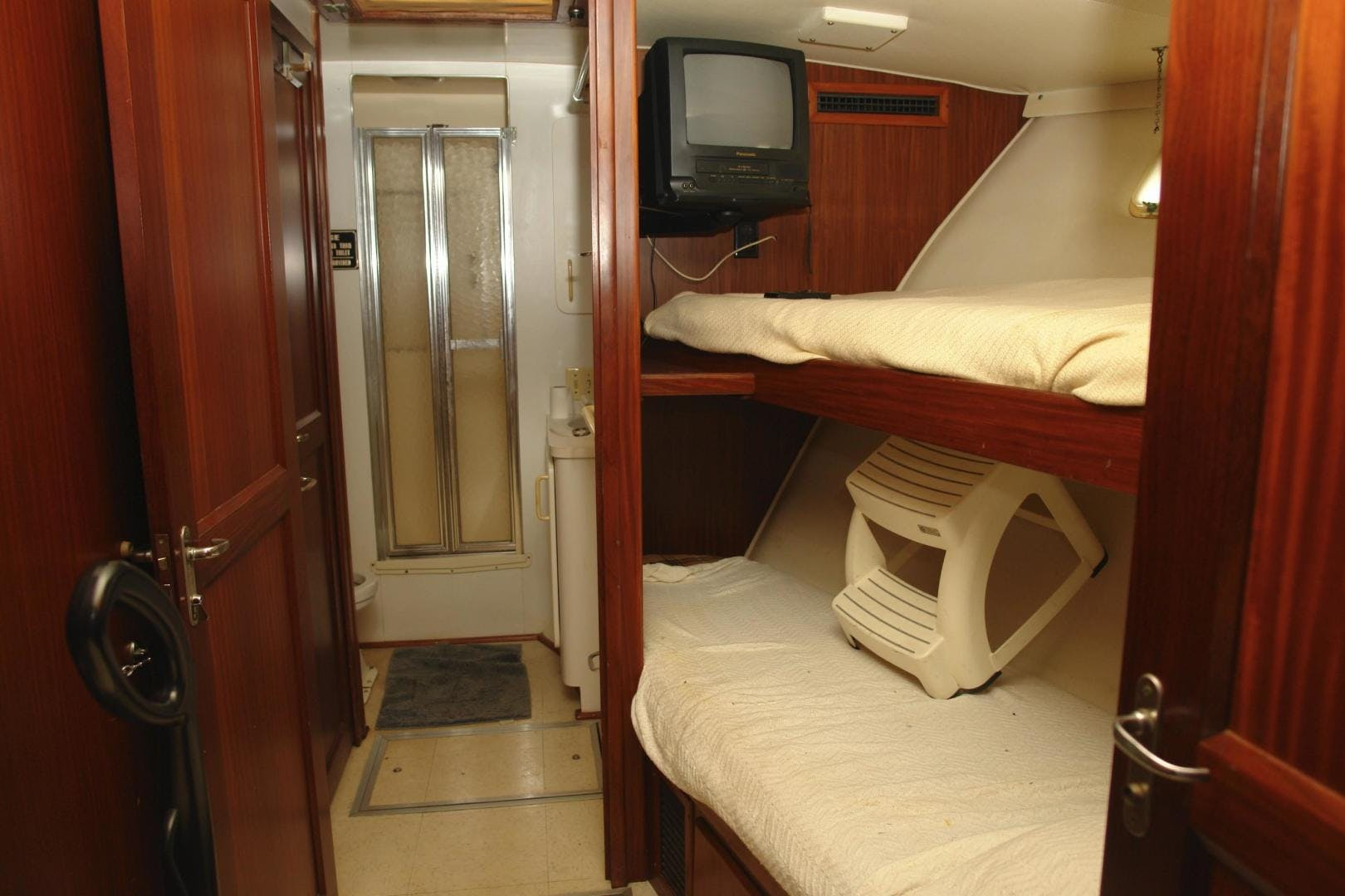 1985 Hatteras 72' 72 Motor Yacht Super Star   Picture 1 of 60