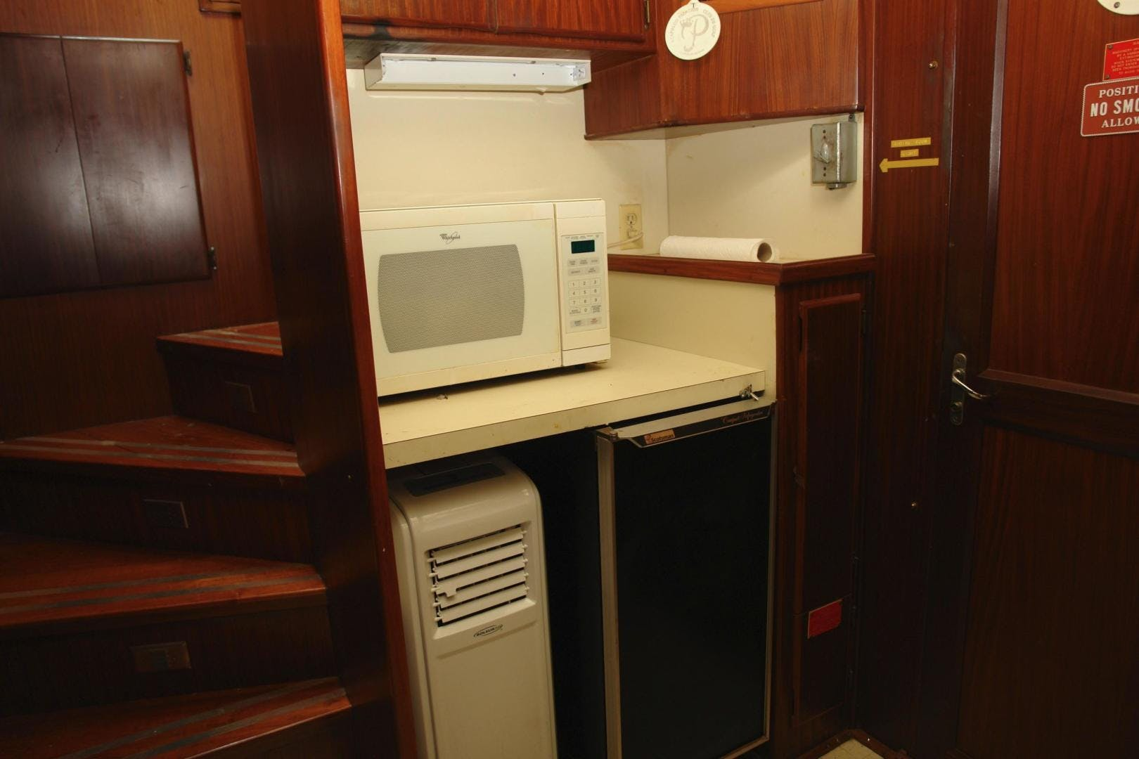 1985 Hatteras 72' 72 Motor Yacht Super Star   Picture 5 of 60