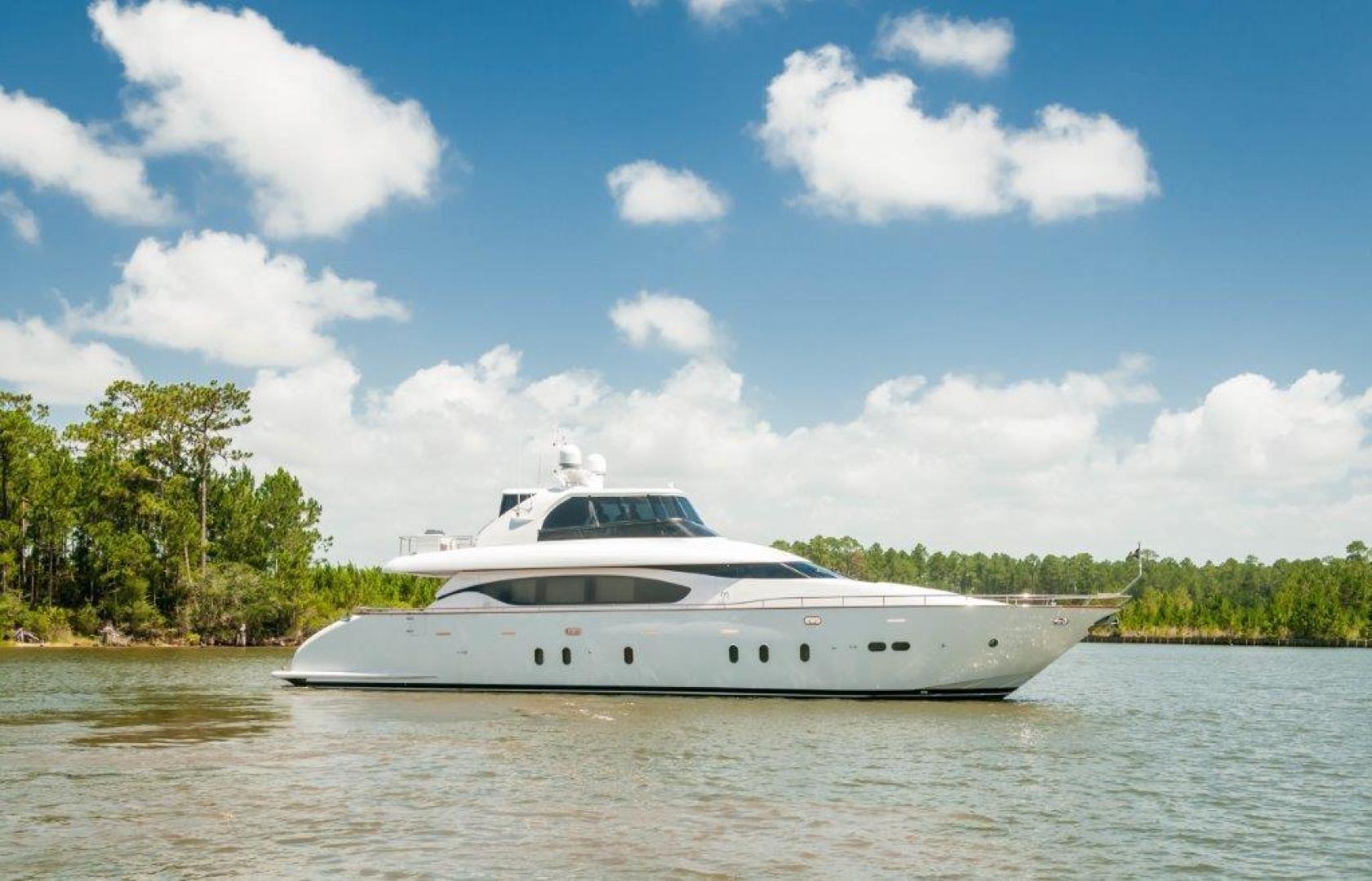 "2015 Maiora 84' 84 Motor Yacht ""Never Rest"""
