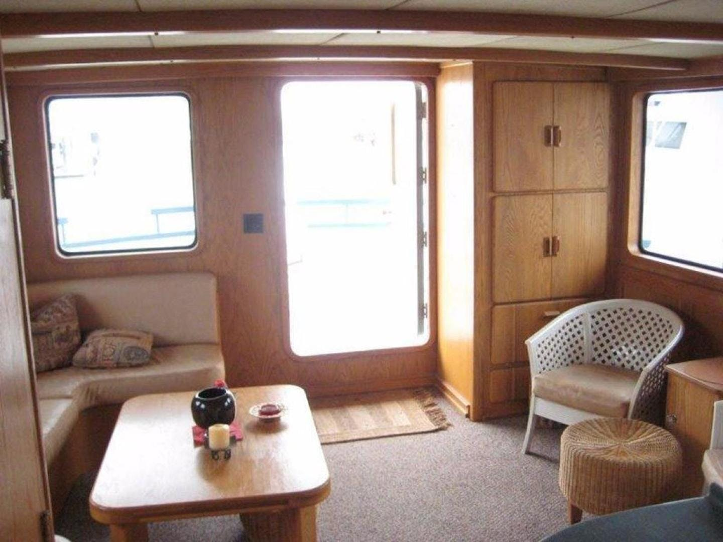 1996 Custom 58' North Sea Trawler Banshee | Picture 8 of 39