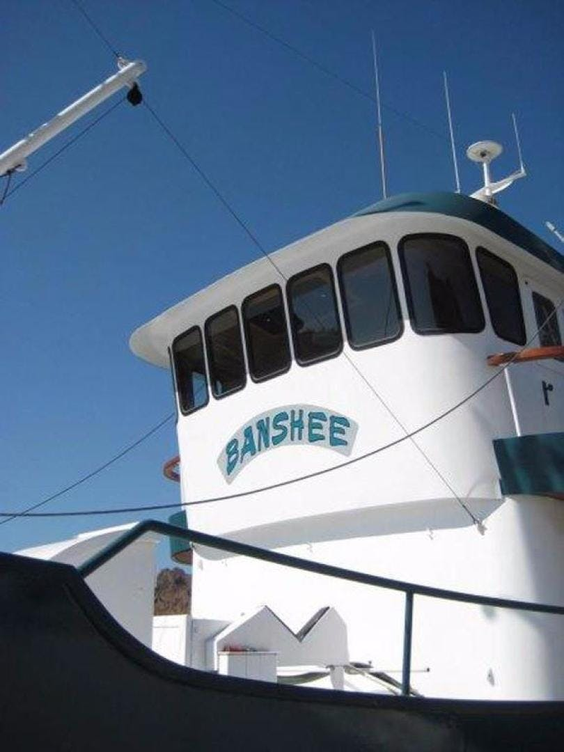 1996 Custom 58' North Sea Trawler Banshee | Picture 3 of 39