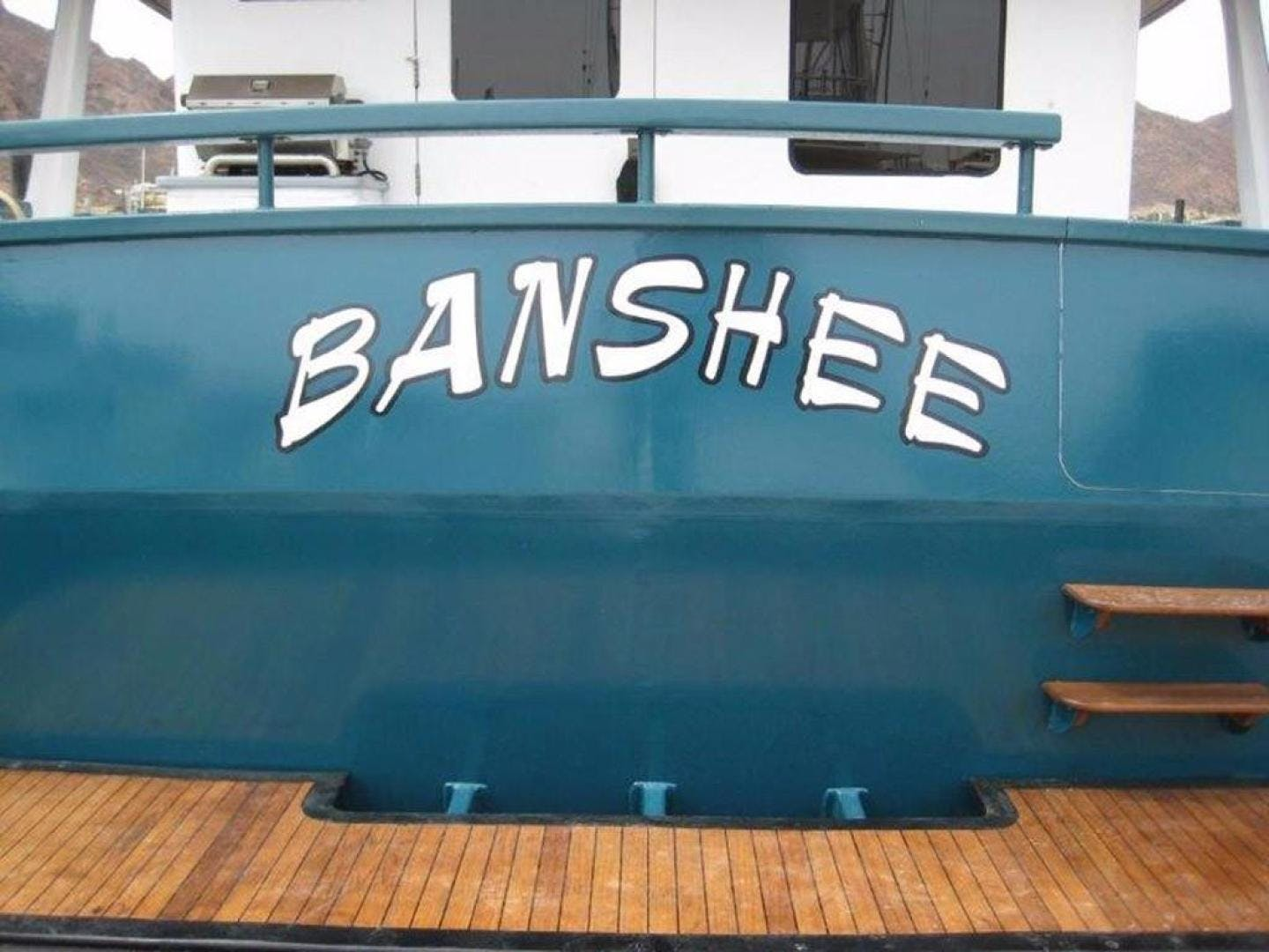1996 Custom 58' North Sea Trawler Banshee | Picture 7 of 39
