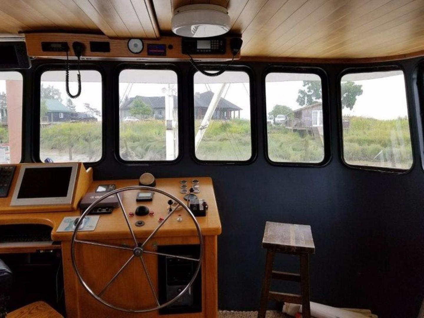 1996 Custom 58' North Sea Trawler Banshee | Picture 5 of 39