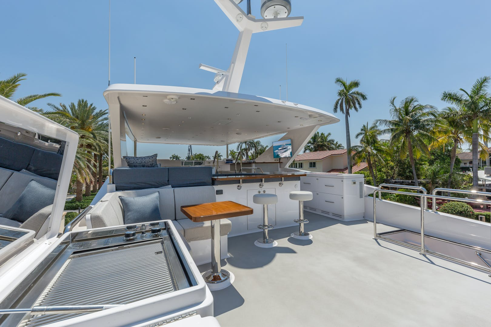 2018 Hargrave 100' Motoryacht MB3 | Picture 1 of 74