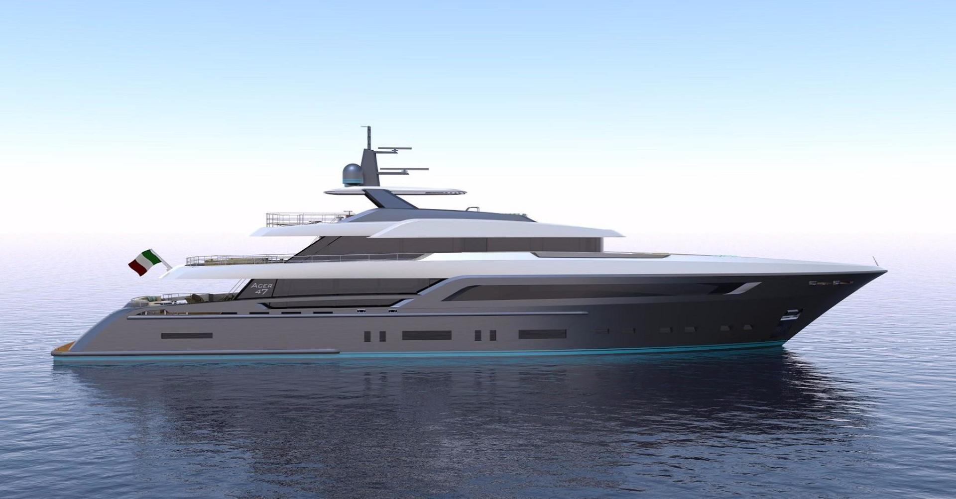 "2022 Motor Yacht 154' Motor Yacht ""ACER"""