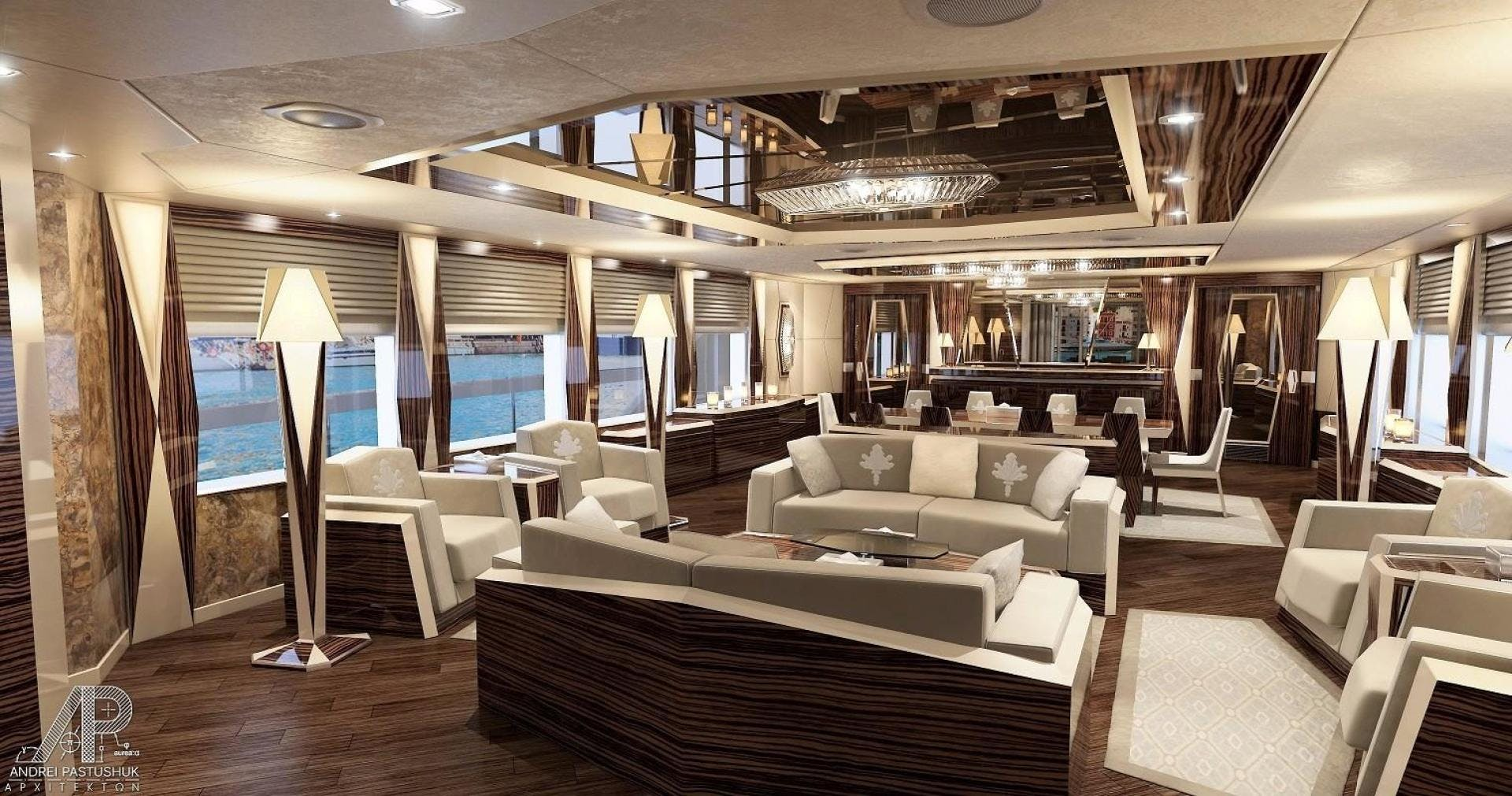 2022 Motor Yacht 154' Motor Yacht ACER | Picture 6 of 23