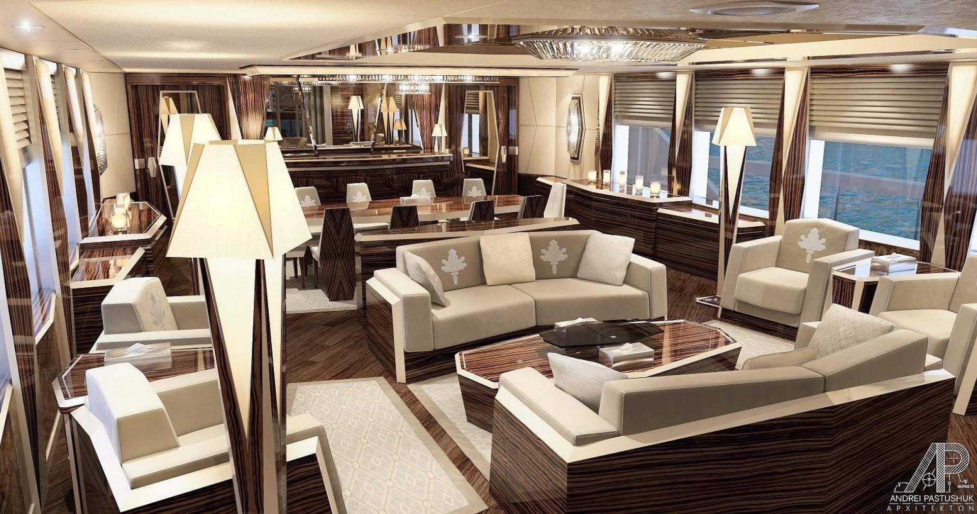 2022 Motor Yacht 154' Motor Yacht ACER | Picture 2 of 23