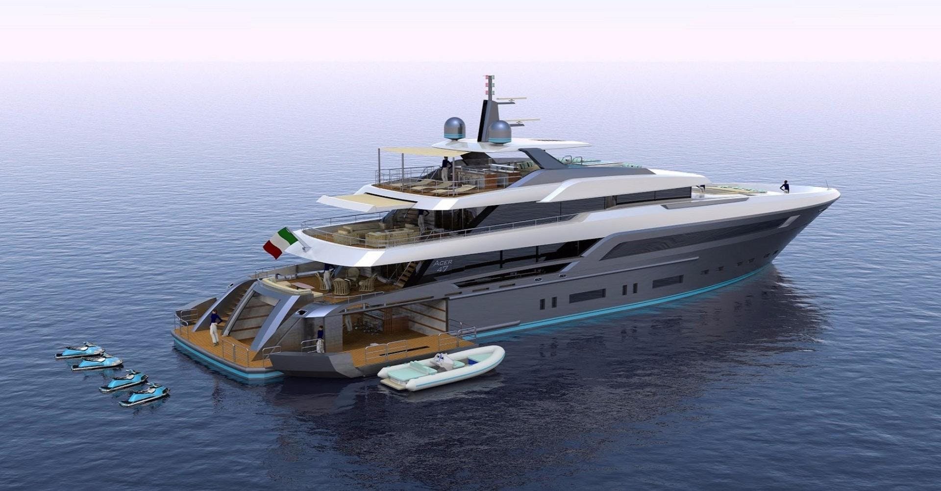 2022 Motor Yacht 154' Motor Yacht ACER | Picture 5 of 23