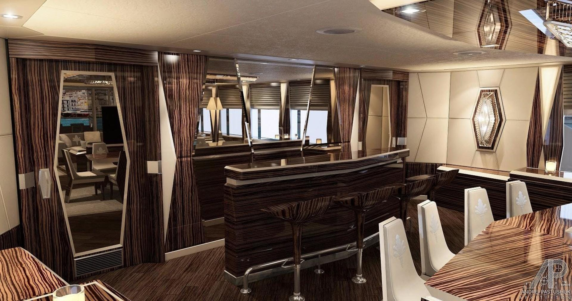 2022 Motor Yacht 154' Motor Yacht ACER | Picture 4 of 23