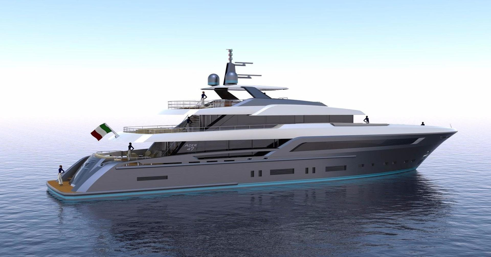 2022 Motor Yacht 154' Motor Yacht ACER | Picture 3 of 23