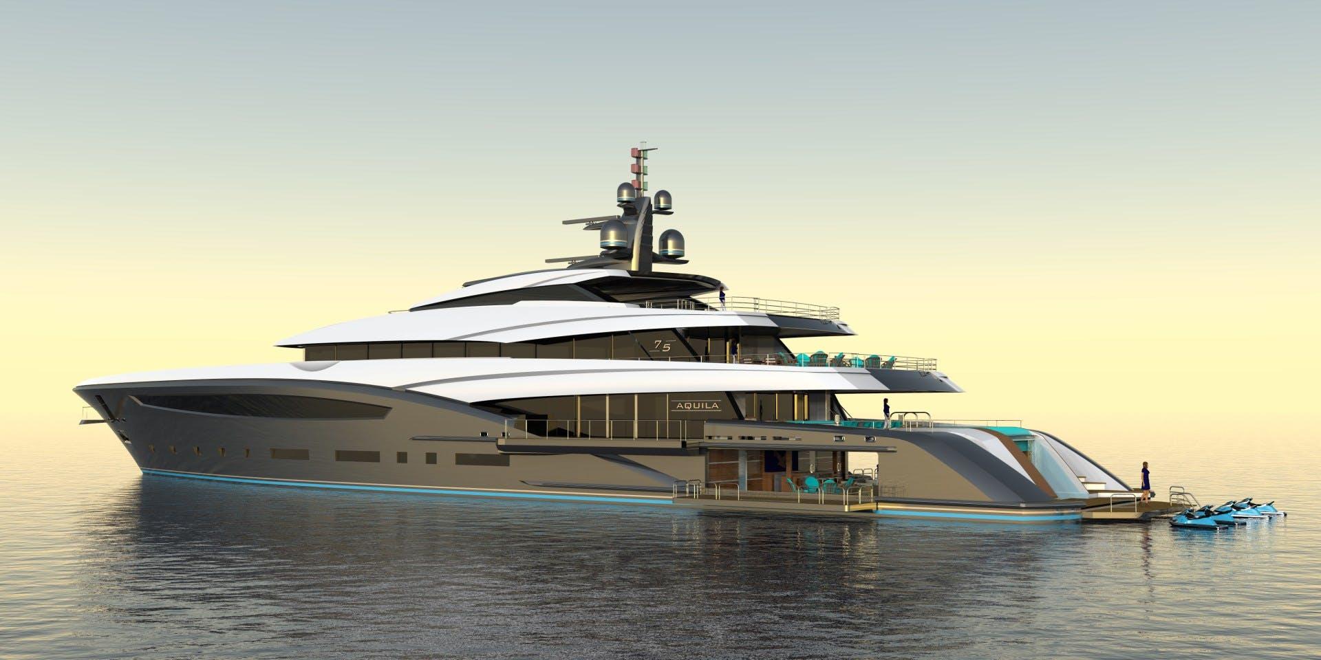 2023 Custom 246' Motor Yacht CUSTOM 75M | Picture 5 of 21