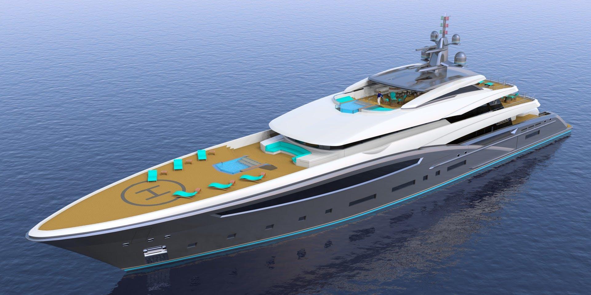 2023 Custom 246' Motor Yacht CUSTOM 75M | Picture 8 of 21