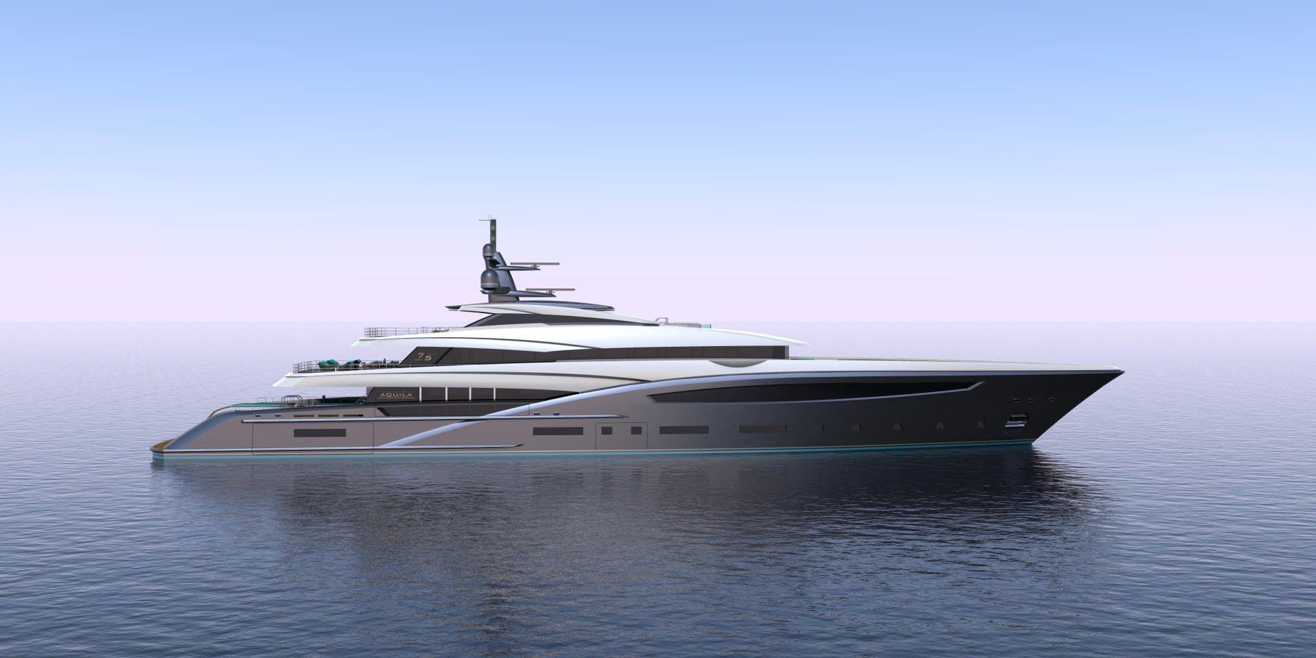 2023 Custom 246' Motor Yacht CUSTOM 75M | Picture 6 of 21