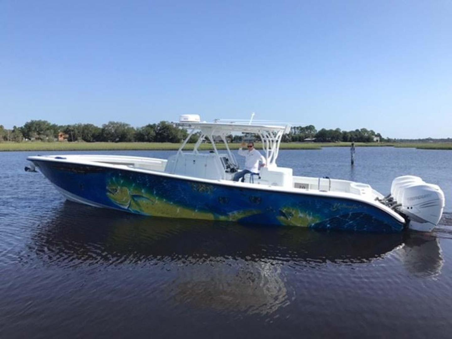 2016 Yellowfin 39' 39