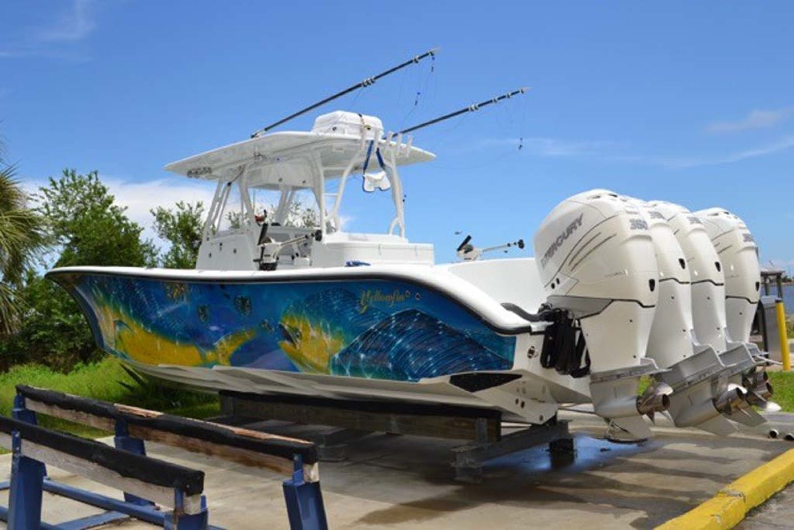 2016 Yellowfin 39' 39  | Picture 6 of 19