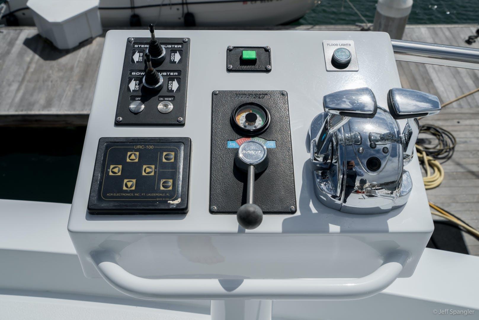 1994 Westport - Crescent 115' Tri-Deck Motoryacht LIFE OF RILEY | Picture 6 of 63