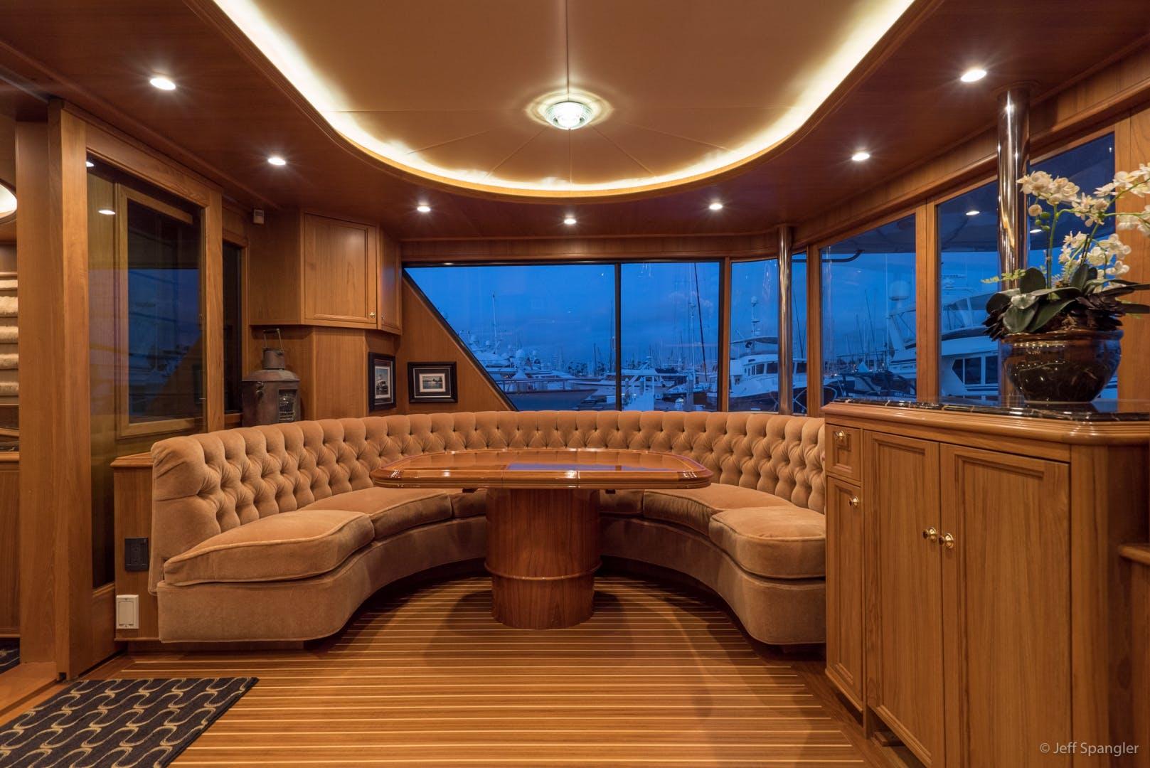 1994 Westport - Crescent 115' Tri-Deck Motoryacht LIFE OF RILEY   Picture 3 of 63