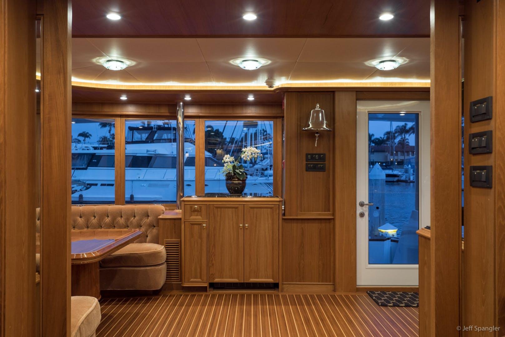 1994 Westport - Crescent 115' Tri-Deck Motoryacht LIFE OF RILEY   Picture 2 of 63