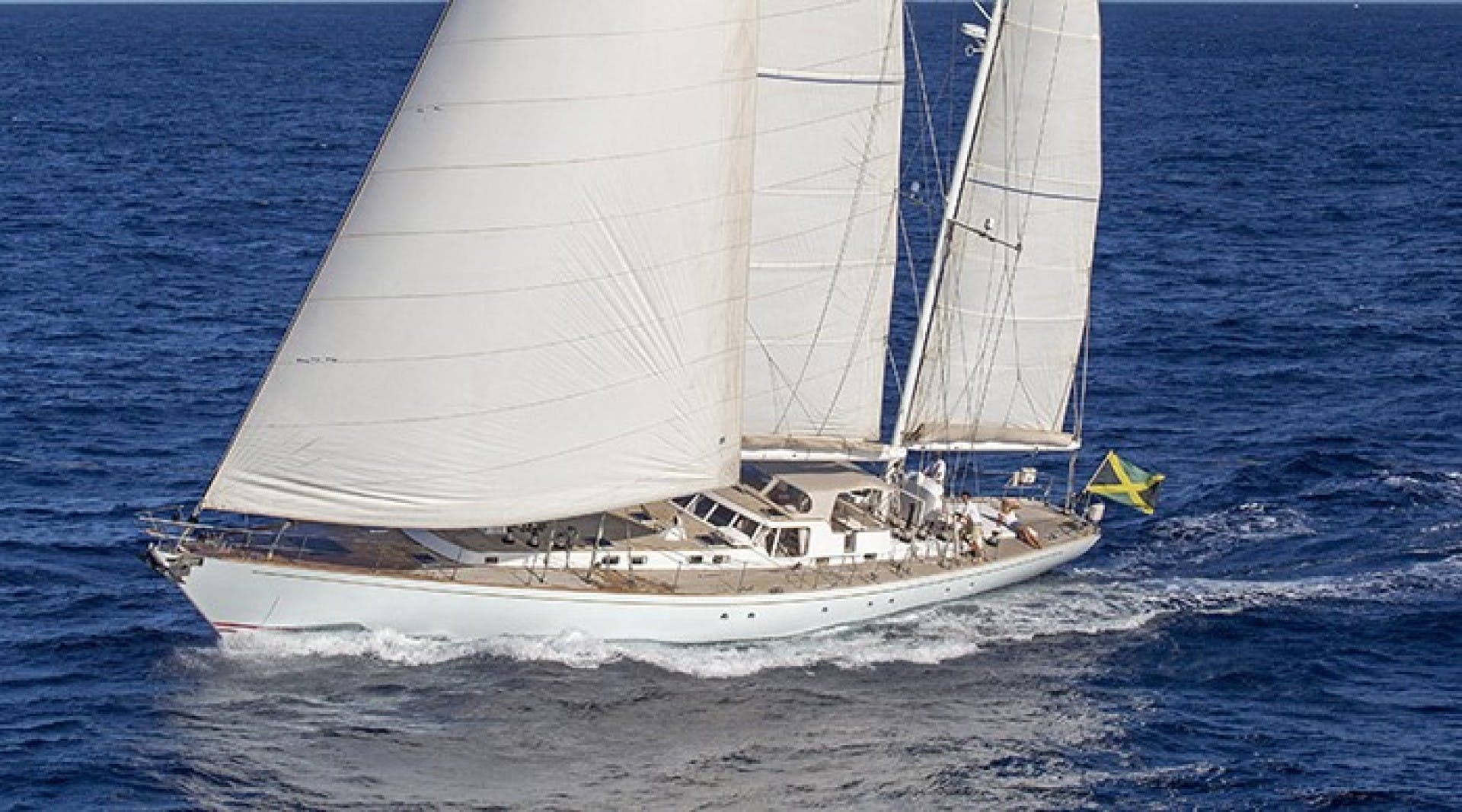 1989 Giorgetti & Magrini 100' Custom Cruising Ketch JUPITER | Picture 8 of 24