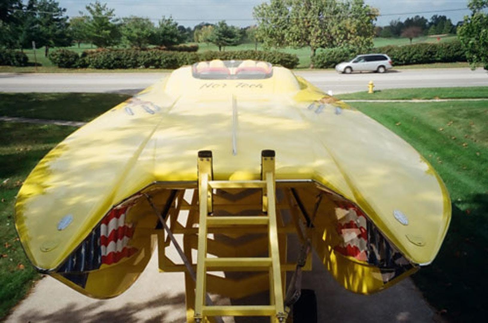 2002 Nor-Tech 50' 5000 Supercat PREDATOR IV | Picture 1 of 10