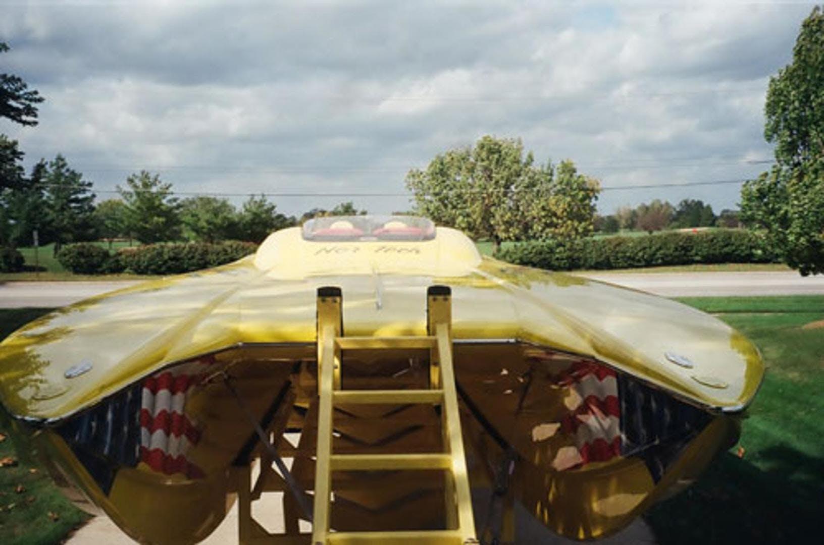 2002 Nor-Tech 50' 5000 Supercat PREDATOR IV | Picture 5 of 10