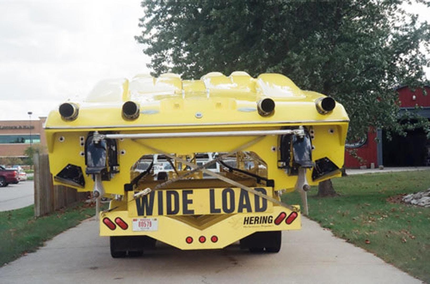 2002 Nor-Tech 50' 5000 Supercat PREDATOR IV | Picture 8 of 10