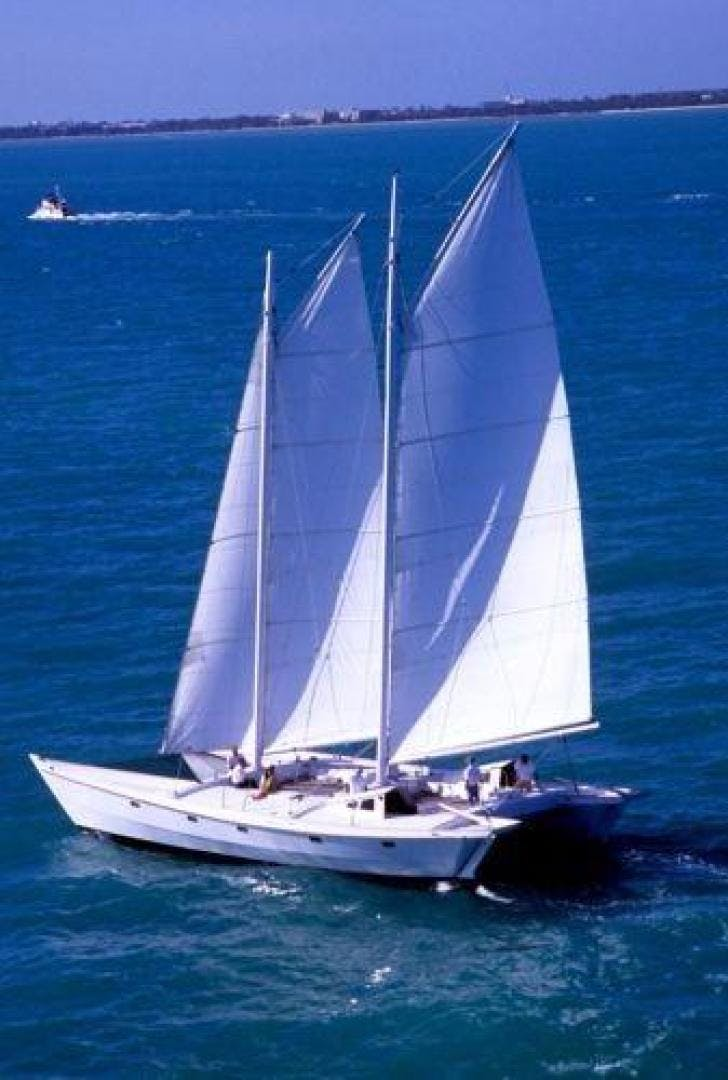 2008 Constellation Yachts 64' Gaff Rigged Schooner 64 SANDPIPER 1 | Picture 1 of 13