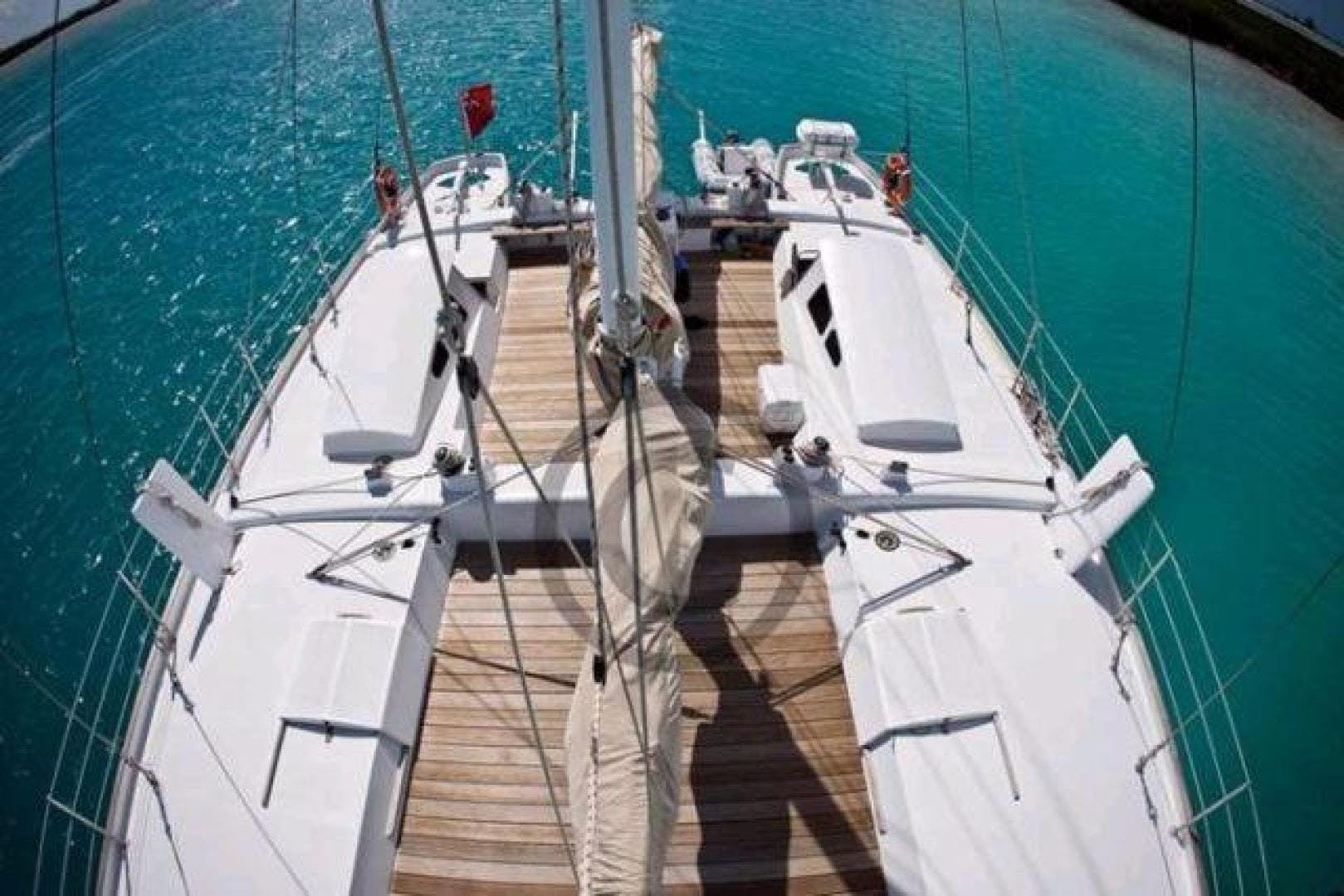 2008 Constellation Yachts 64' Gaff Rigged Schooner 64 SANDPIPER 1 | Picture 8 of 13