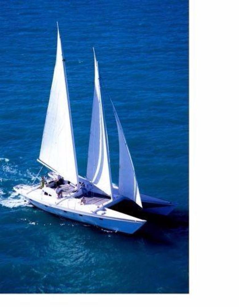 """2008 Constellation Yachts 64' Gaff Rigged Schooner 64 """"SANDPIPER 1"""""""