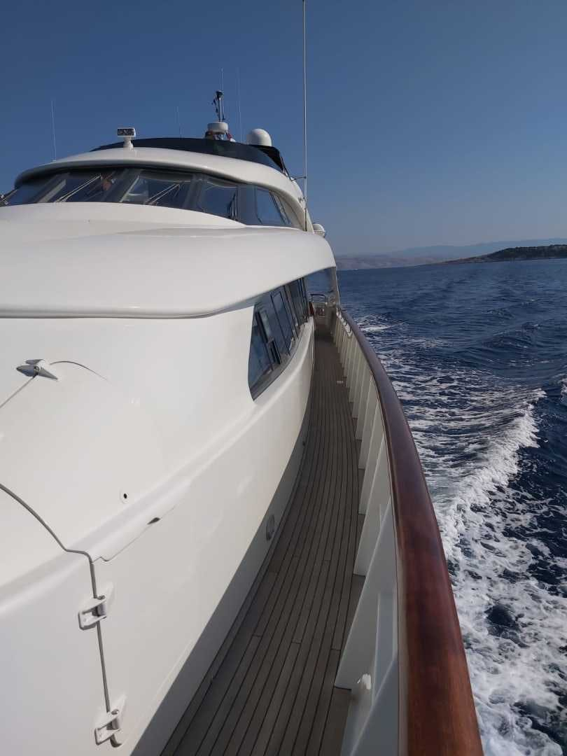 1998 Bugari 90' Motor Yacht LADY MIKKI | Picture 8 of 23