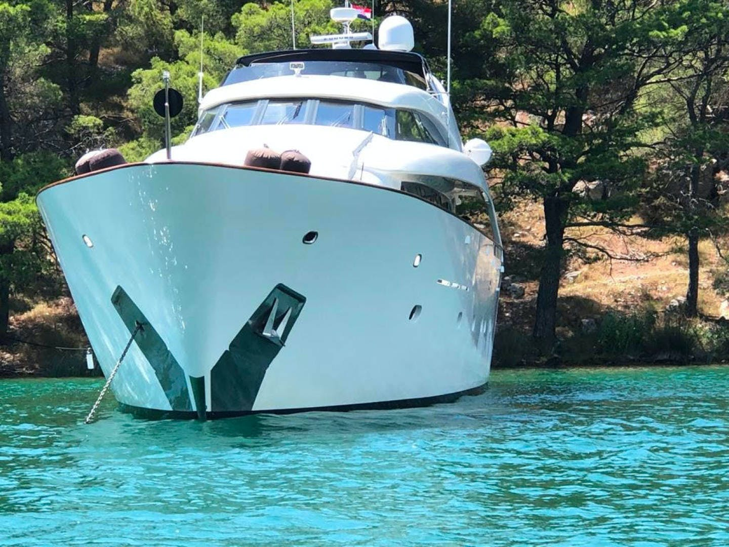 1998 Bugari 90' Motor Yacht LADY MIKKI | Picture 6 of 23