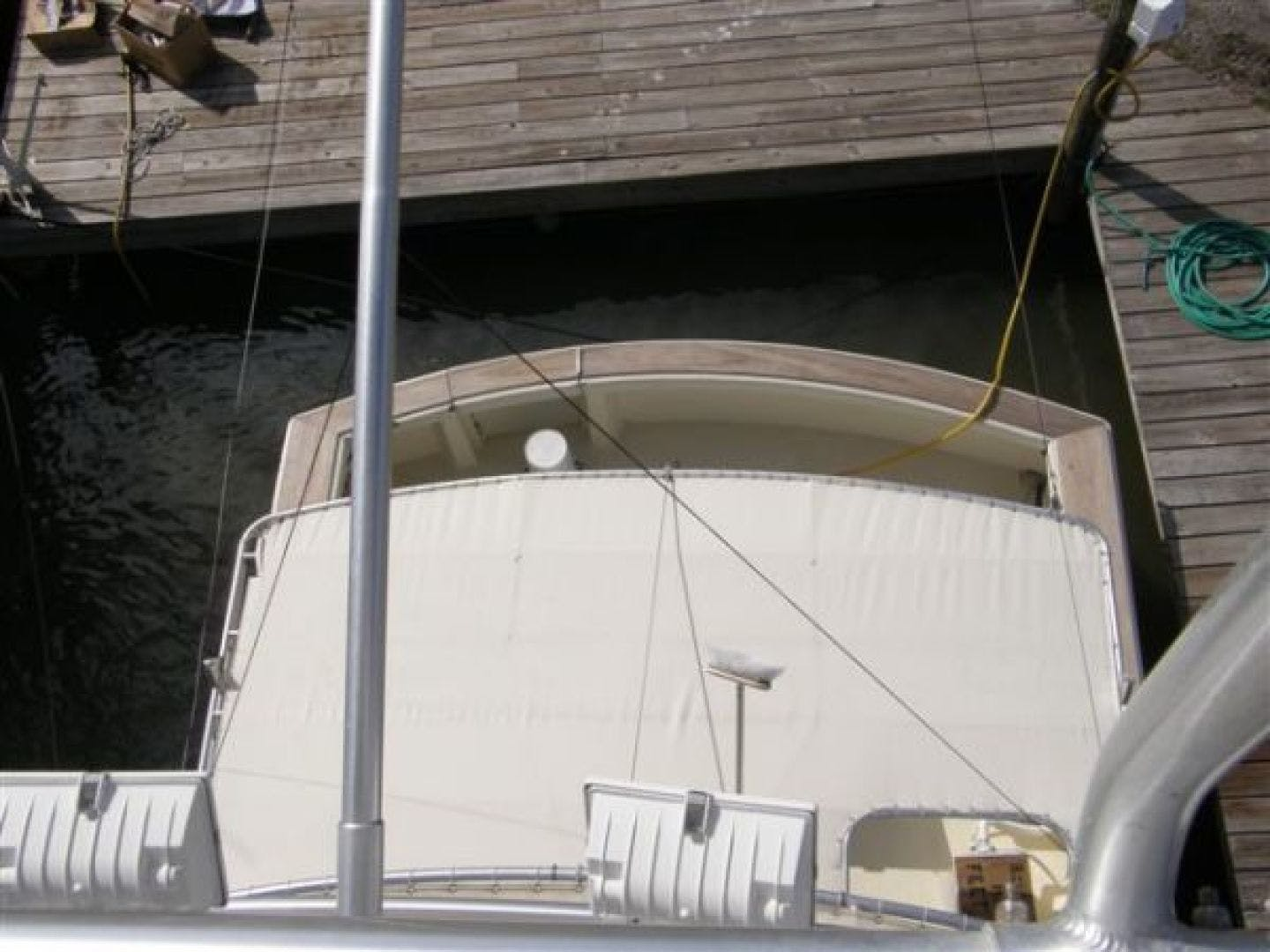 1986 Chris-Craft 58' Convertible Sea Ya | Picture 7 of 21