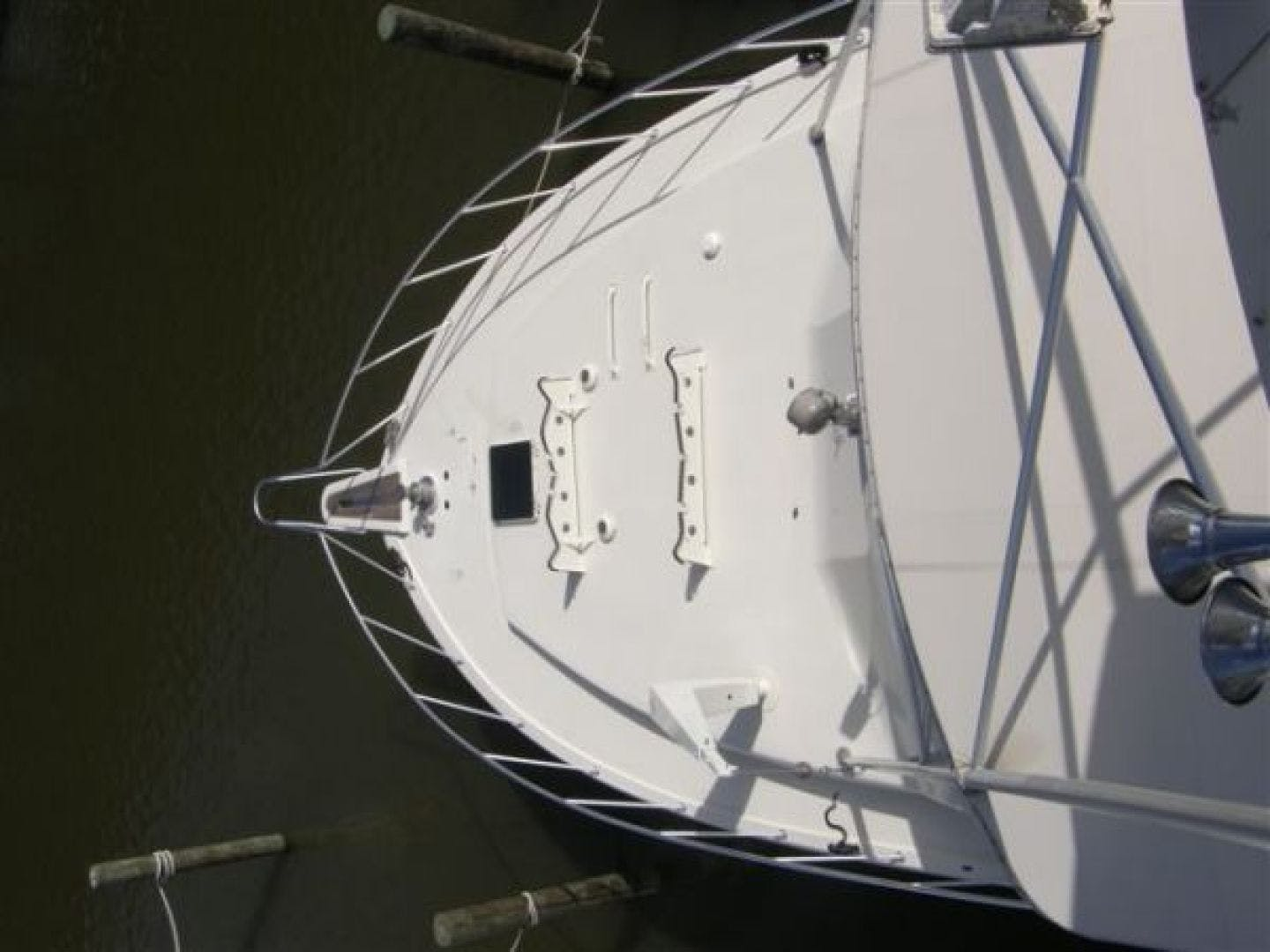 1986 Chris-Craft 58' Convertible Sea Ya | Picture 5 of 21