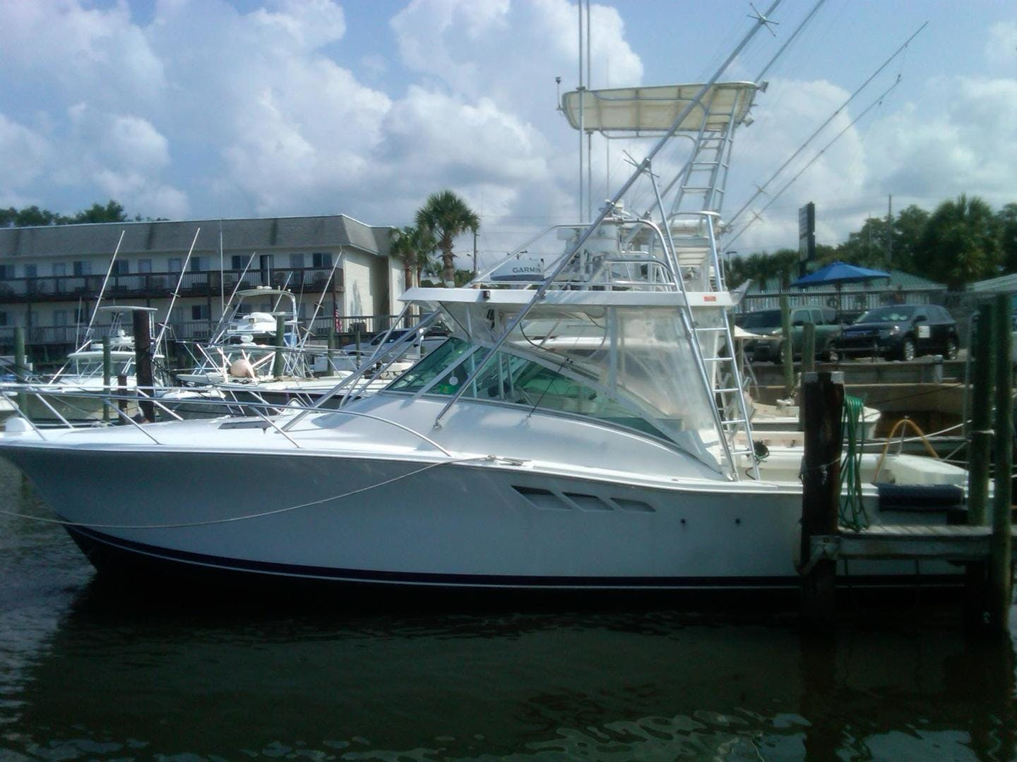 1998 Luhrs 36' Express Fisherman Oh Yeah | Picture 3 of 8