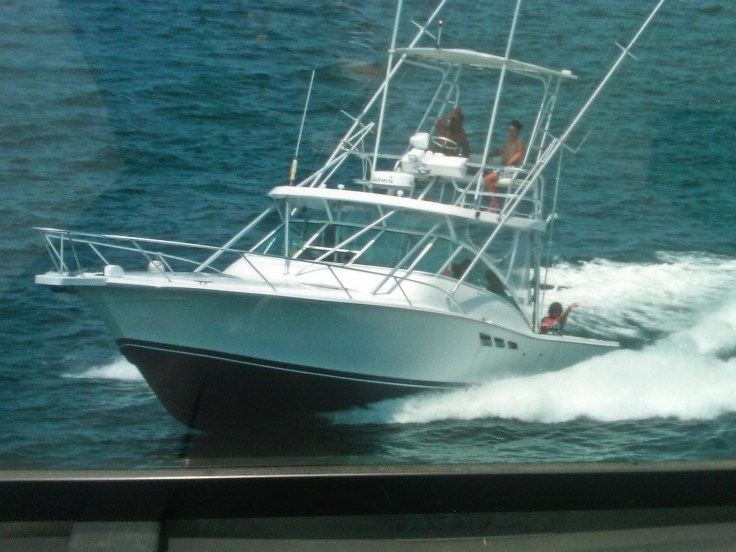 1998 Luhrs 36' Express Fisherman Oh Yeah | Picture 1 of 8