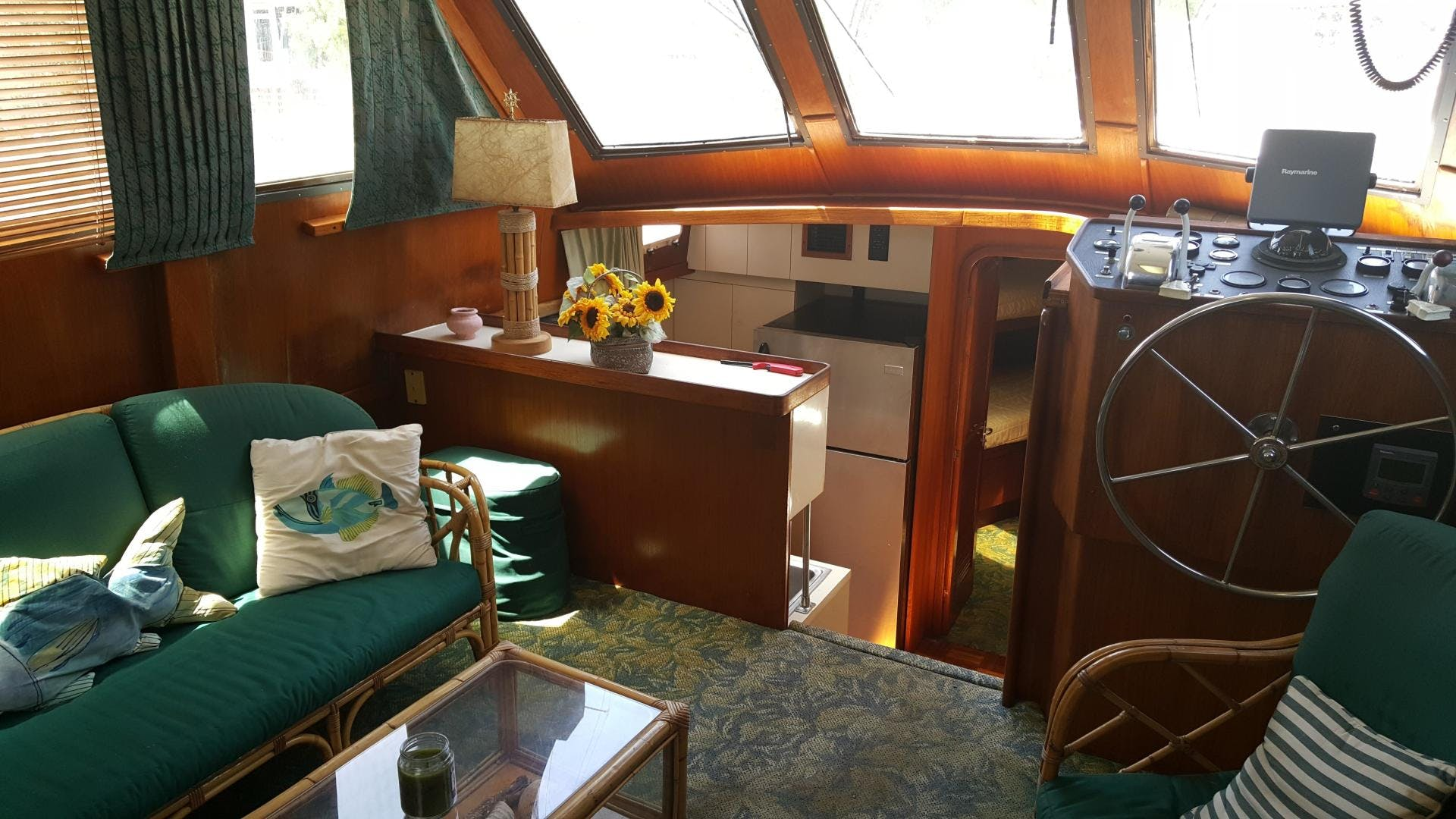 1982 Gulfstar 48'  Sigma IV | Picture 2 of 27