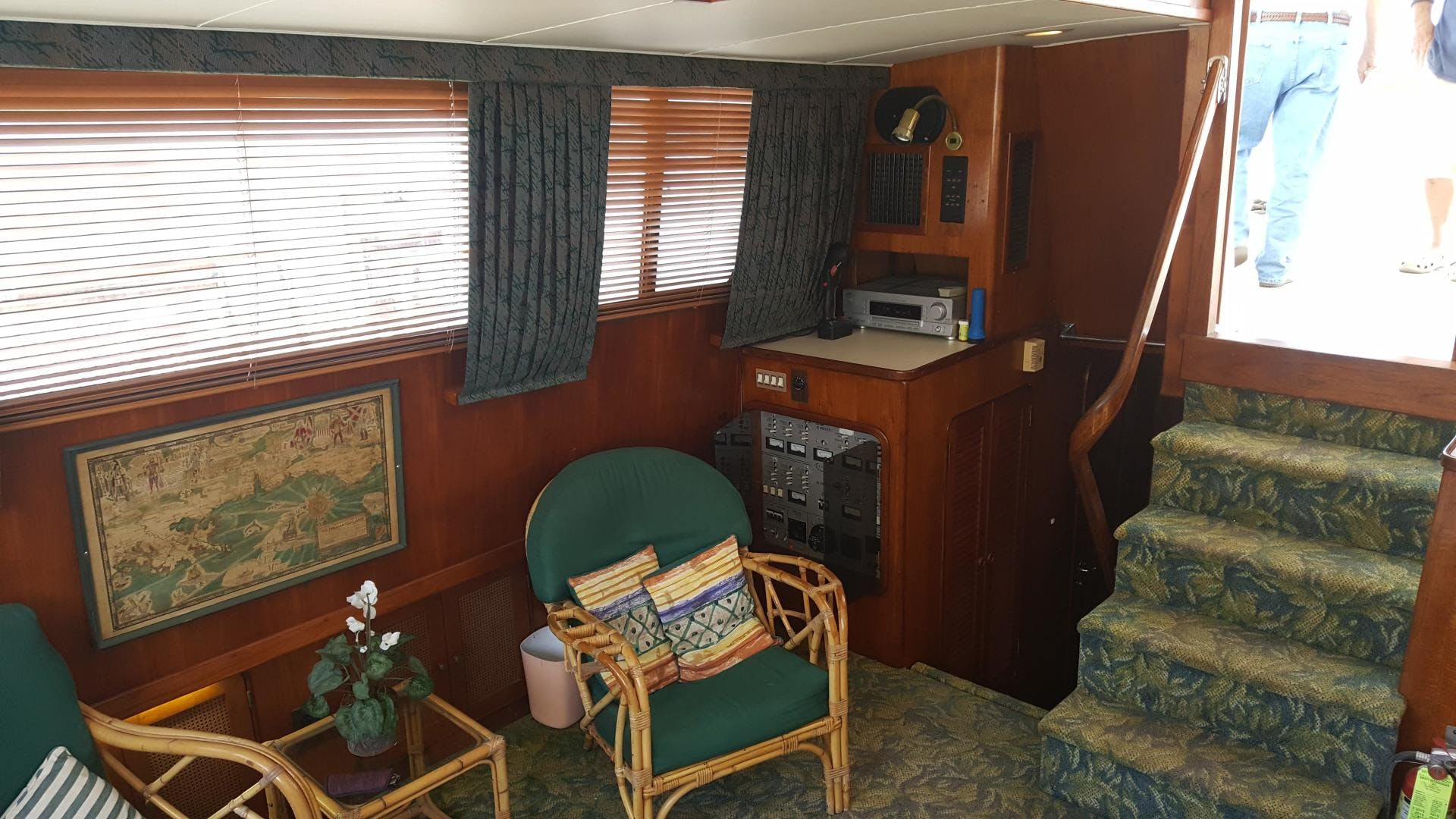1982 Gulfstar 48'  Sigma IV | Picture 8 of 27
