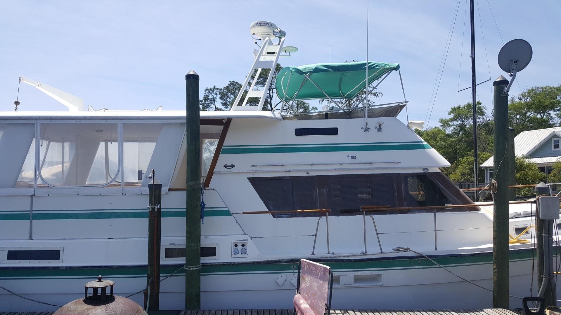 1982 Gulfstar 48'  Sigma IV | Picture 1 of 27