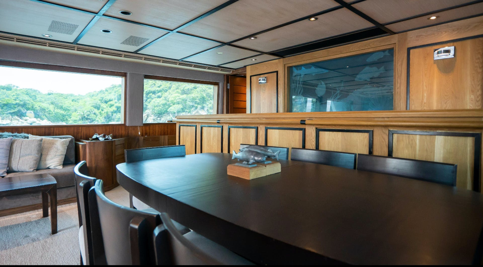 1986 Poole Boat Company 98' Raised Pilothouse with Cockpit Marazul | Picture 8 of 49