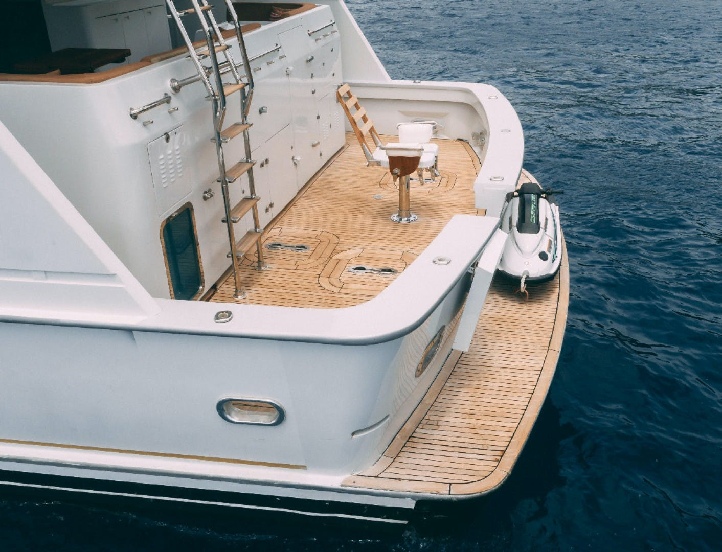1986 Poole Boat Company 98' Raised Pilothouse with Cockpit Marazul | Picture 4 of 49