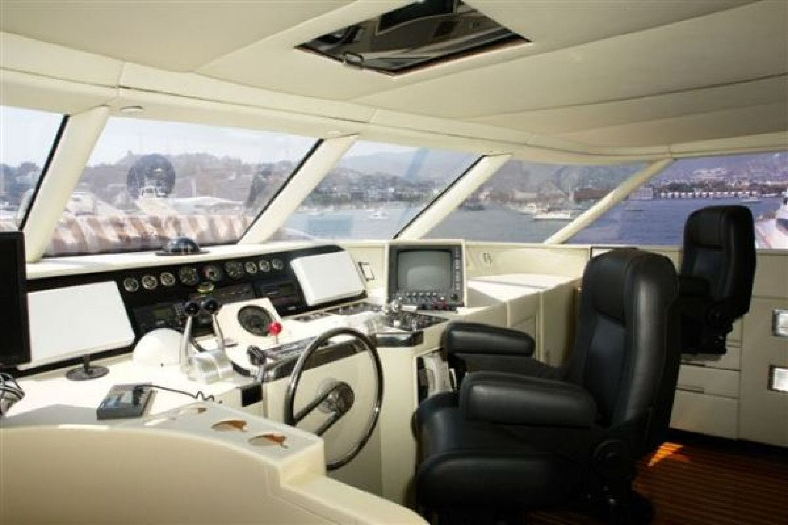 1986 Poole Boat Company 98' Raised Pilothouse with Cockpit Marazul | Picture 8 of 26