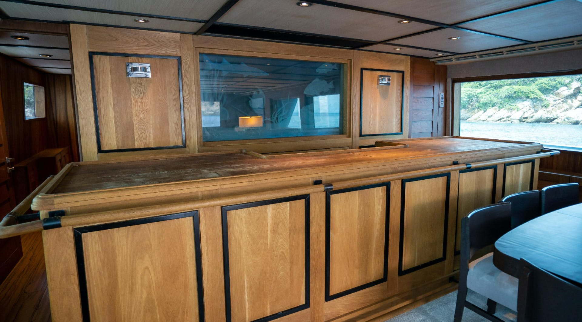 1986 Poole Boat Company 98' Raised Pilothouse with Cockpit Marazul | Picture 1 of 49