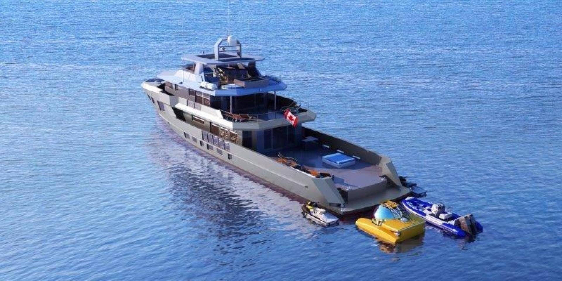 2021 Custom 132' Bray Ocean Rover 132  | Picture 2 of 5