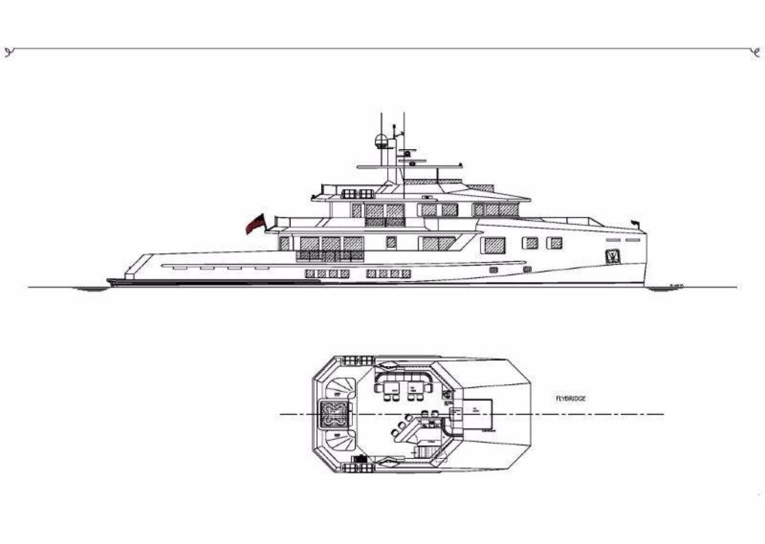 2021 Custom 132' Bray Ocean Rover 132  | Picture 3 of 5