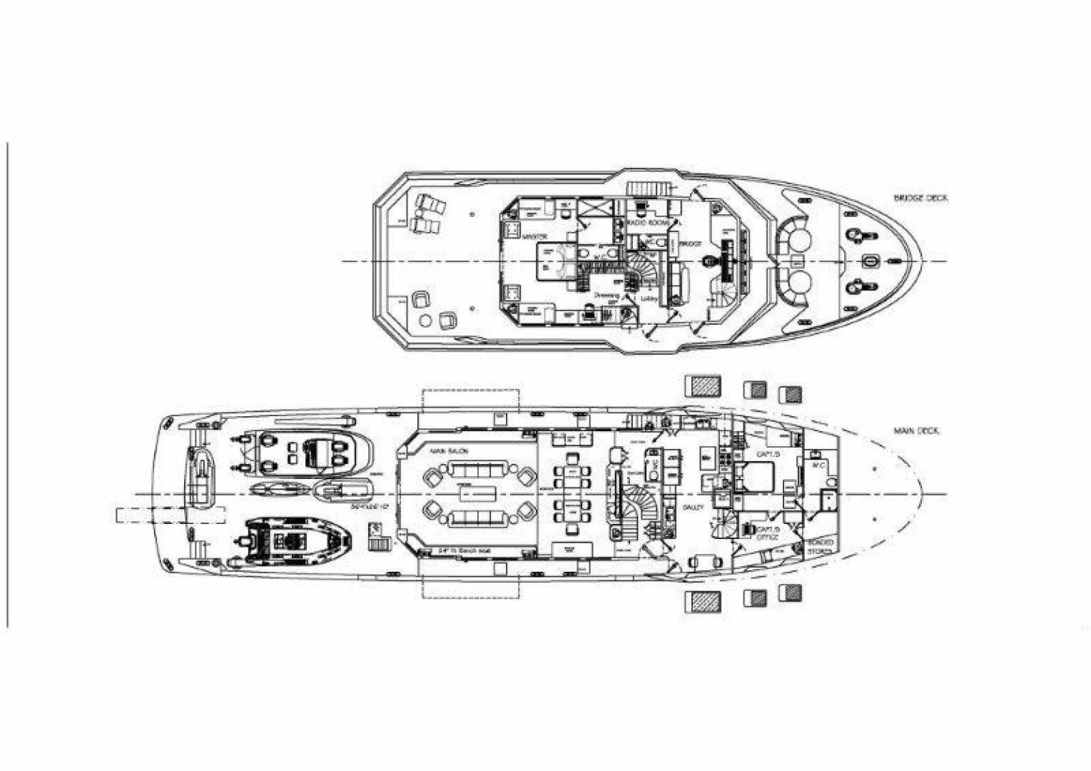 2021 Custom 132' Bray Ocean Rover 132  | Picture 5 of 5