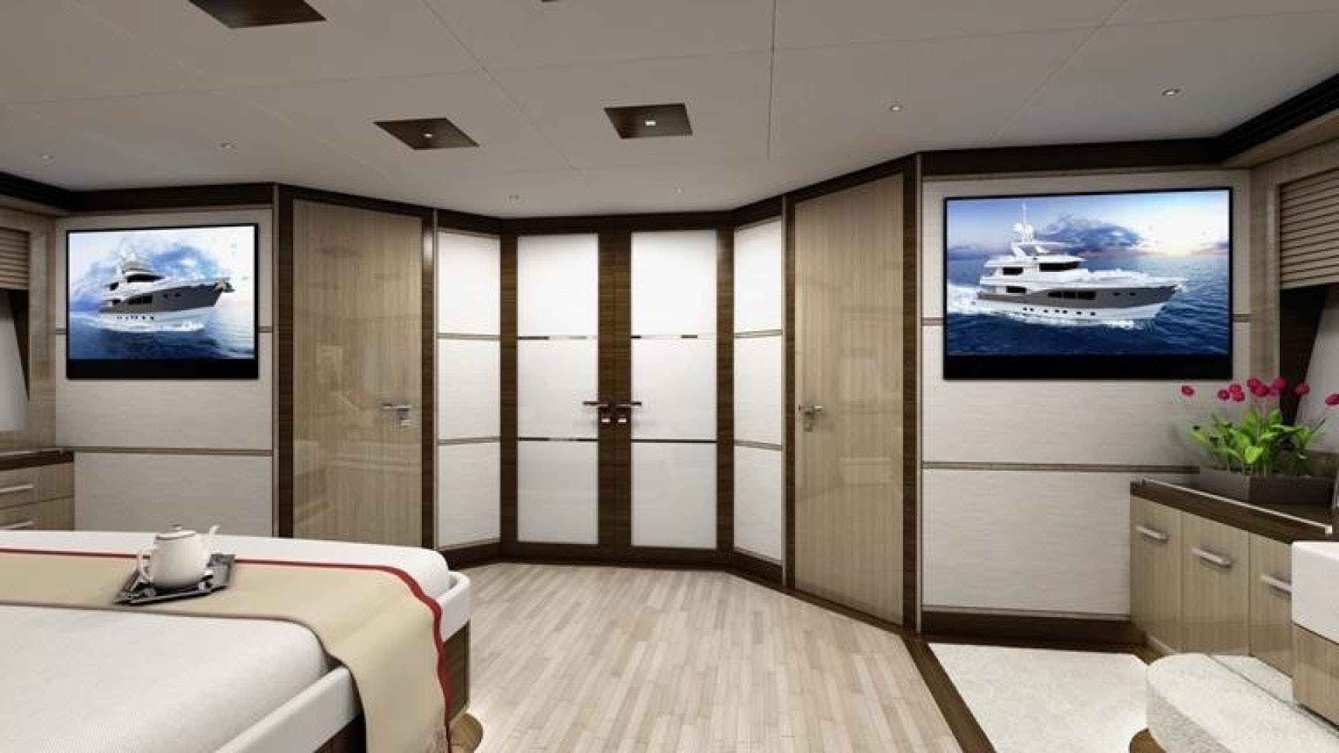 2021 Custom 100' Tri-Deck Explorer Yacht  | Picture 5 of 31
