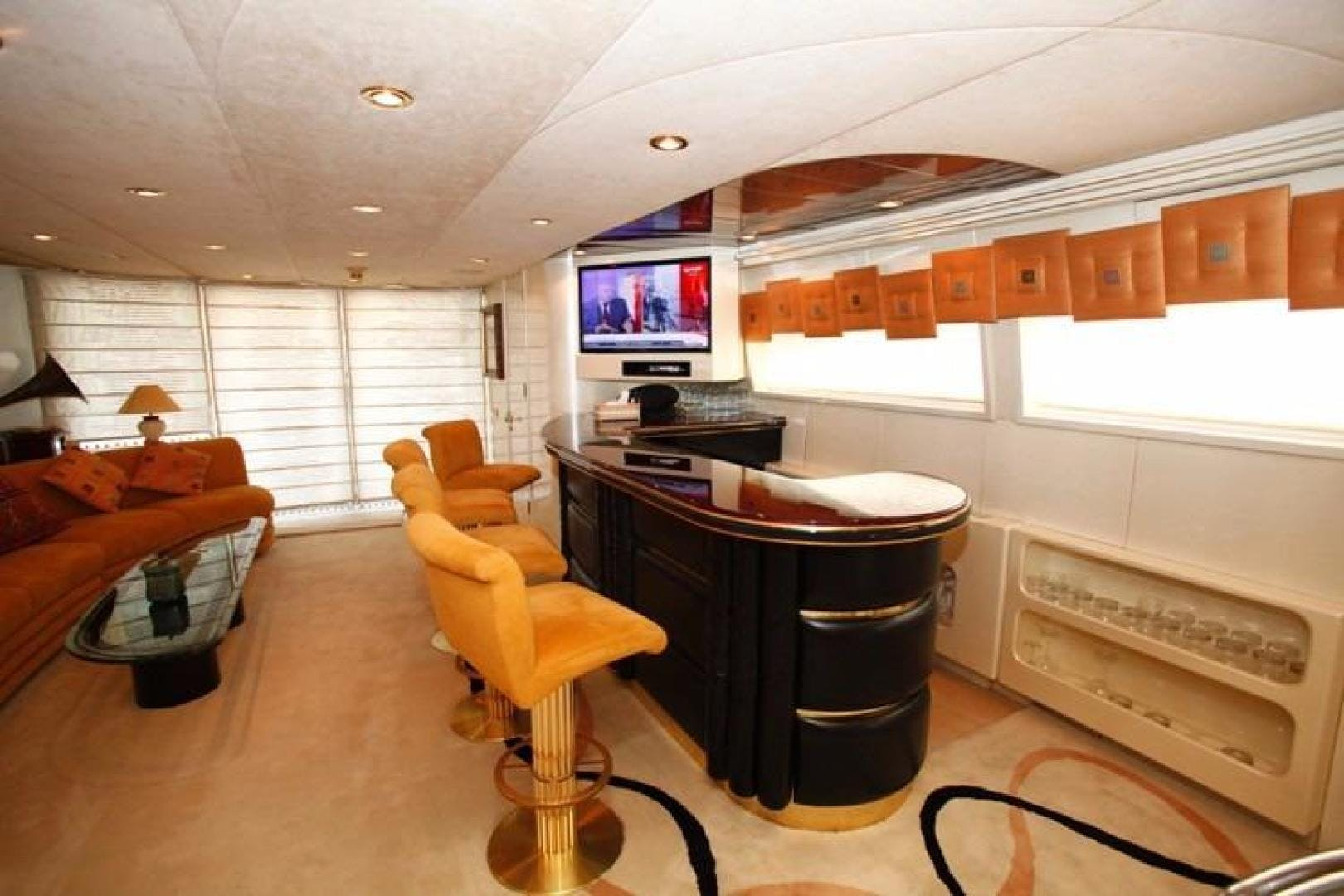 1998 Trident 127' Motor Yacht TAMTEEN | Picture 2 of 33