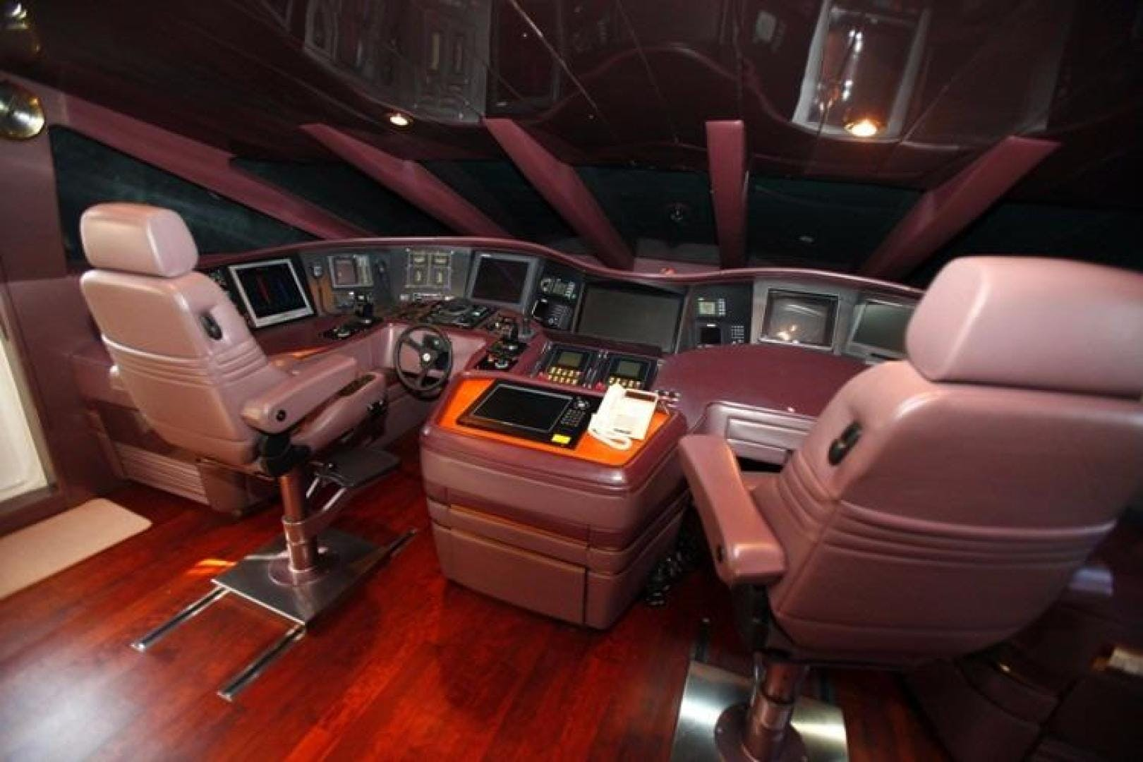 1998 Trident 127' Motor Yacht TAMTEEN | Picture 4 of 33