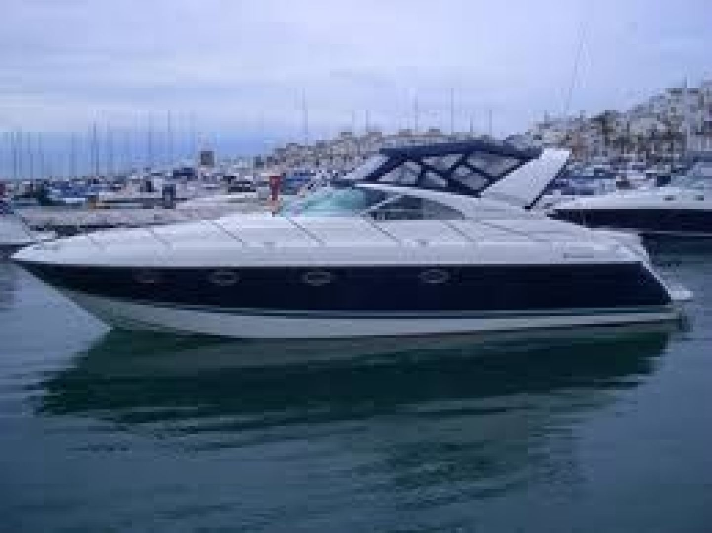 45' Fairline 2004 Targa 43 Targa 43